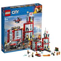 【当当自营】乐高LEGO城市组CITY系列 60215 城市消防局