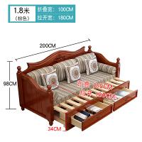 ��木沙�l床可折�B客�d小�粜碗p人1.8米��s折�B床�捎� 2米以上