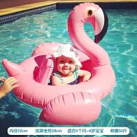儿童游泳圈坐圈1-3岁婴儿游泳圈腋下圈宝宝游泳坐圈儿童船喇叭船