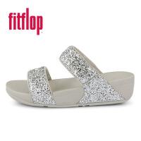 【新品】Fitflop GLITTERBALL SLIDE C63-011 进口正品 减压健身女款春夏夹脚人字拖鞋