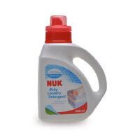 NUK婴儿洗衣液 宝宝*洗衣液 儿童衣物清洗液 衣服洗涤剂1000ml