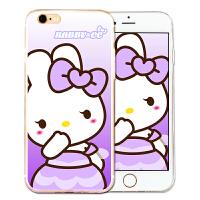AMKE iphone6手机壳苹果6S手机壳卡通硅胶软4.7/5.5卡罗新款女