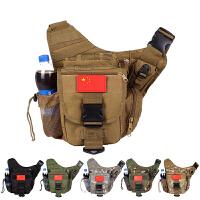 户外机动鞍包鞍袋斜挎包摄影包男女单肩包军迷包单反相机包