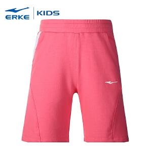 【全场!每满100减50】鸿星尔克童装正品儿童短裤新款女童纯棉休闲运动短裤