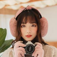 耳罩女冬天学生时尚可爱耳套冬季保暖护耳暖韩版潮耳包女士耳捂耳朵套