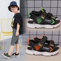 夏季中大童软底防滑小男孩沙滩鞋儿童潮男童鞋子