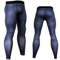 男子紧身训练长裤 运动 健身 跑步长裤 排汗除湿速干透气长裤