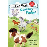 【预订】Pony Scouts: Runaway Ponies!