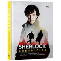 华研原版 夏洛克福尔摩斯 Sherlock Chronicles BBC英剧 神探夏洛克编年史 英文原版小说 正版进口