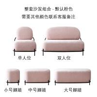 卧室小沙发椅懒人沙发椅床网红款阳台休闲单人小户型服装店榻榻米