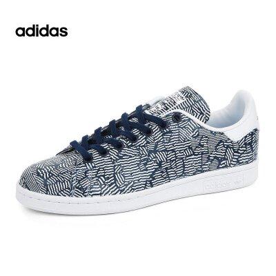 韩国直邮正品ADIDAS阿迪达斯斯坦史密斯男女小白鞋真皮S76663*赔十