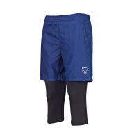 【1件5折】361度这就是灌篮 男装2018秋季运动裤假两件篮球裤男健身裤
