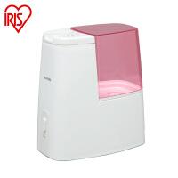爱丽思IRIS 卧室办公室用香薰迷你加热杀菌式 空气加湿器家用静音