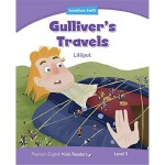 Gulliver's Travels: Level 5 (Pearson English Kids Readers)