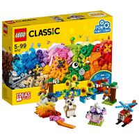 【当当自营】乐高(LEGO)积木 经典创意Classic 玩具礼物5-99岁 齿轮创意拼砌盒 10712