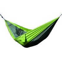 户外吊床秋千加宽加大轻便野营休闲旅行用品降落伞布耐磨