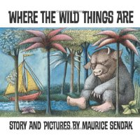 Where the Wild Things Are [Paperback](Caldecott Winner)野兽国 (