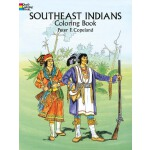 Southeast Indians Coloring Book