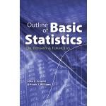 【预订】Outline of Basic Statistics Dictionary and Formulas