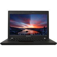 联想(Lenovo)昭阳K21-80 12.5英寸商务办公笔记本电脑 i7-6500U 8G内存 1T硬盘 集显 无光驱 Win7黑色官方标配