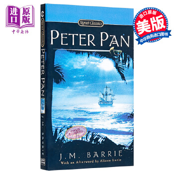 【中商原版】英文原版Barrie James Matthew : Peter Pan (Sc) 小飞侠 彼得潘