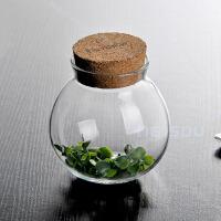 HEISOU 玻璃茶叶密封罐 花茶储物罐 茶道用品