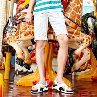 森马休闲短裤男士2017夏装新款波点五分短裤青年夏天学生韩版裤子