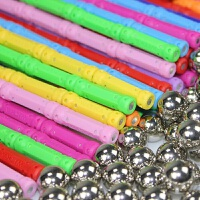 磁力棒10岁3智力7片8-9吸铁磁棒6男孩儿童益智玩具磁铁5男童4积木 套餐六 1200棒+450球