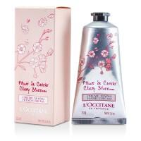 欧舒丹 L'Occitane 甜蜜樱花润手霜 护手霜 保湿滋润 修护干燥肌肤 质地清薄 75ml