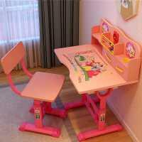【满减优惠】儿童学习桌写字桌小学生家用书桌作业桌椅组合套装男孩可升降课桌