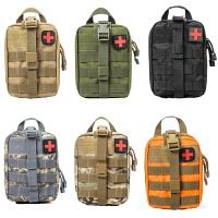 急救包包户外登山应急救生包野外生存包模块化战术腰包