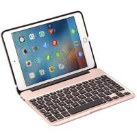 爱酷多(ikodoo)苹果ipad mini4蓝牙无线键盘 苹果迷你4代保护套 内含电池带夜光按键
