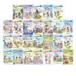 英文原版 I Can Read Fancy Nancy 漂亮的南希 23册 儿童分级读物 小俏妞希希