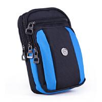 户外腰包多功能手机包6.8寸挂包女旅行单肩斜挎运动腰包穿皮带男