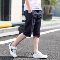 男童短裤夏装2018新款韩版裤子外穿儿童中大童运动休闲五分裤童装