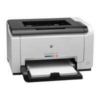 【当当自营】 hp/惠普CP1025nw 彩色激光A4打印机 无线wifi网络打印机家用办公