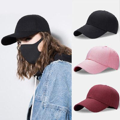 帽子女韩版潮百搭鸭舌帽学生街头潮人棒球帽帽子男