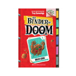 学乐大树系列:末日笔记本第二季 英文原版 Brute-Cake: A Branches Book (The Binde