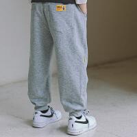 儿童装男童运动裤夏季薄款长裤夏装男孩