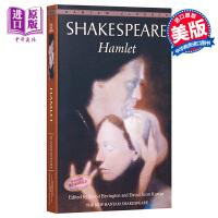 英文原版 Hamlet 哈姆雷特  世界经典名著小说书籍 莎士比亚悲剧