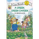 Little Critter: A Green, Green Garden小怪物:好绿好绿的花园(I Can Read,My First Level)ISBN9780060835613