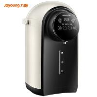九阳 K50-P66 电热水瓶家用全自动保温恒温智能开水壶煲5L大容量304电热水壶全息大屏白色