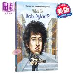 【中商原版】[英文原版]Who Is Bob Dylan? (Who Was...? (Paperback)) 谁是鲍