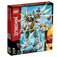 【当当自营】LEGO乐高积木 幻影忍者Ninjago系列 70676 劳埃德的泰坦机甲 玩具礼物