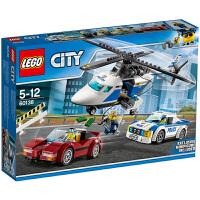 【当当自营】乐高(LEGO)积木 城市组City 玩具礼物5-12岁 高速追捕 60138