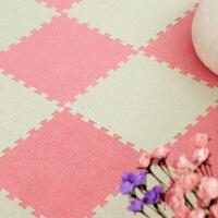 拼接地毯泡沫地垫婴儿童榻榻米家用绒面游戏毯加厚防滑卧室爬爬垫