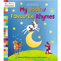 My First Picture Book: My Book of Favorite Rhymes 我的第一本书:我最