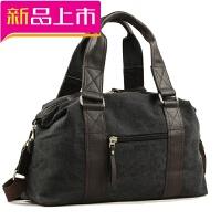 大包旅行包行李包 男包帆布包男士包包单肩包休闲手提包男款韩版 中