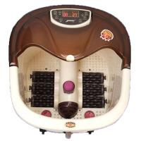 普立深桶全自动六滚轮足浴盆加热按摩足浴器YK-8806泡脚盆