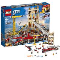【当当自营】乐高LEGO城市组CITY系列 60216 城市消防救援队